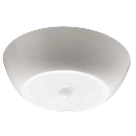mr beams ceiling light mr beams 174 wireless ultrabright motion sensor ceiling light