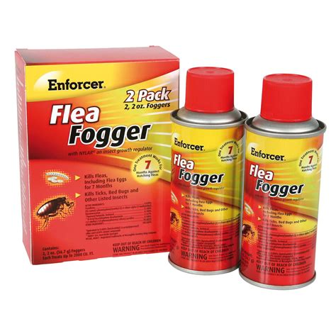 bed bug fogger enforcer flea fogger qc supply