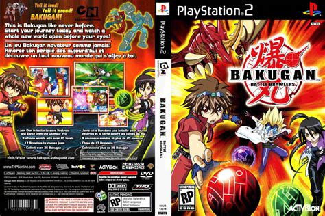download game ps2 gratis format iso bakugan battle brawlers usa iso