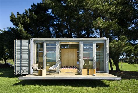 mobile homes transforming shipping container house