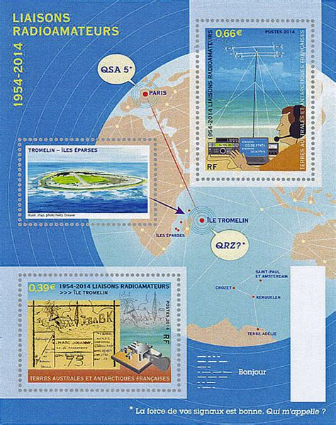 Grennland From Pole To Pole 2014 Souvenir Sheet polar postal history society of great britain