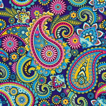 paisley pattern ai free paisley pattern vector free vector download 18 623 free
