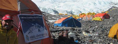 Lu Everest everest expedition from tibet climbing everest 2018