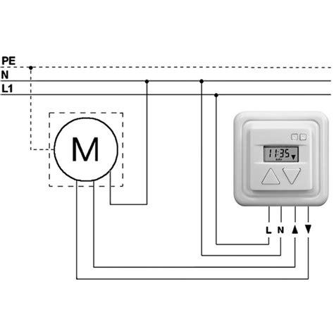 Elektrische Rolladensteuerung Zeitschaltuhr by Elektrische Rolladen Steuerung Ziemlich Rolladen