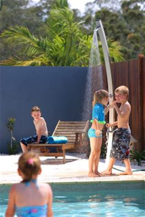 rainware outdoor showers a cross section of the shower range available from