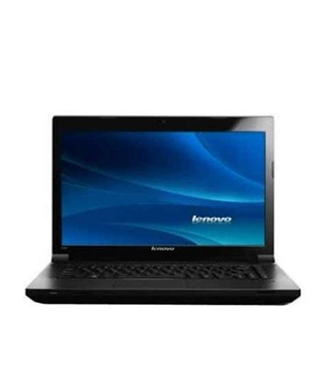 Laptop Lenovo I5 Ram 2gb Lenovo B480 59 343081 Laptop Intel I5 2gb Ram 500gb Hdd 14 Inch Dos Buy Lenovo B480