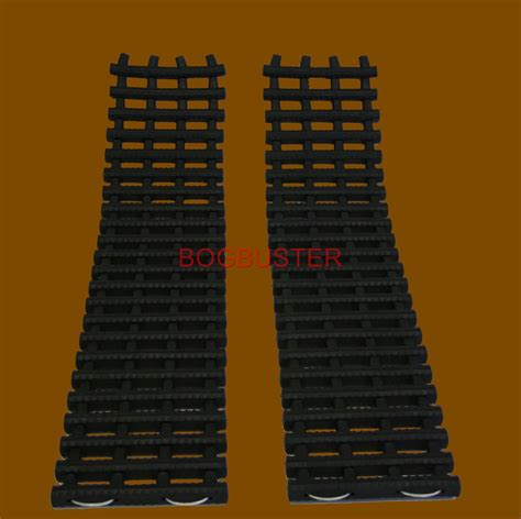 two bogbuster recovery traction bog tracks track mats mat