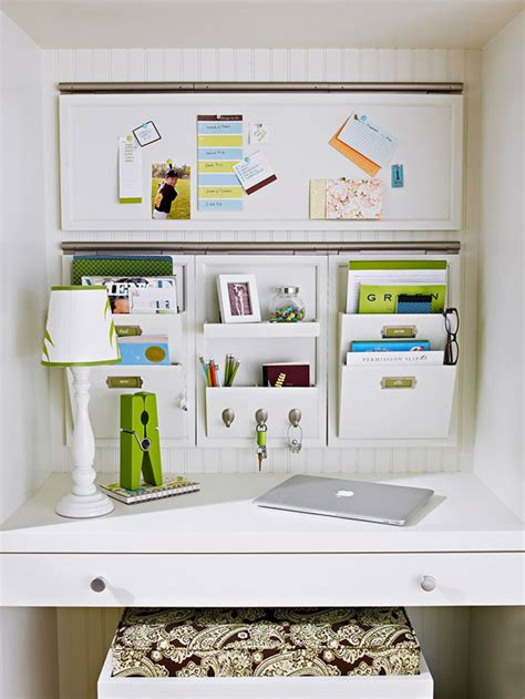 Desk Wall Organizer Transitional Kitchen Bhg Kitchen Desk Organization