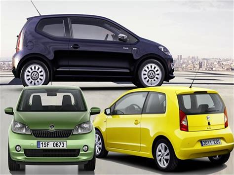 volkswagen up skoda citigo e seat mii caraffinity it