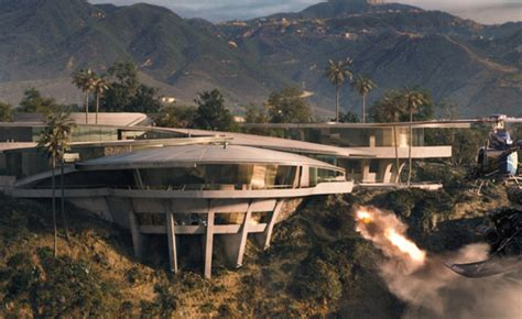 Tony House by Iron 3 Tony Stark And His Astonishing Home Coldwell