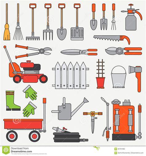 wallpaper design tool design tools icon set stock photo cartoondealer com