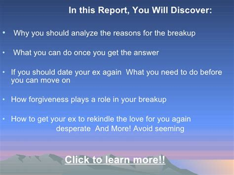 12 Tips On Getting Your Ex by Best Way Tips On Getting Your Ex Boyfriend Back