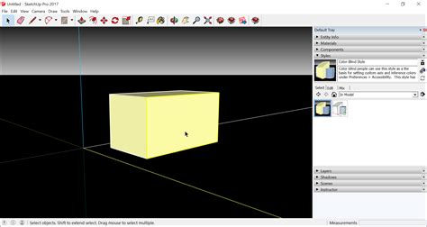 What Colors Make Yellow customizing your workspace sketchup knowledge base