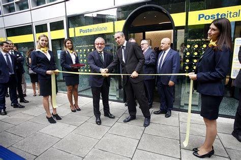 ufficio postale caserta poste italiane l ufficio futuro al palazzo della