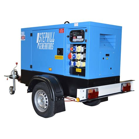Small Home Generators Uk Stephill Ssdk20m 20 0 Kva Kubota Water Cooled Silent