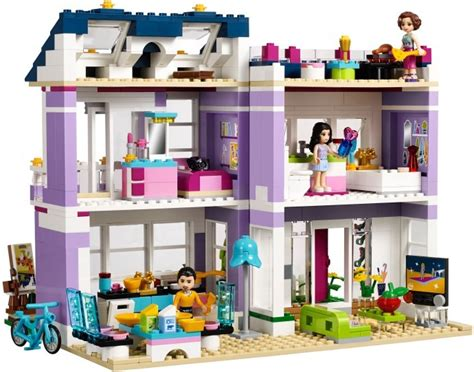 Where Is Friend S Home by Lego Friends 41095 Emmin D絲m Legenio Lego Geni 225 Ln 237
