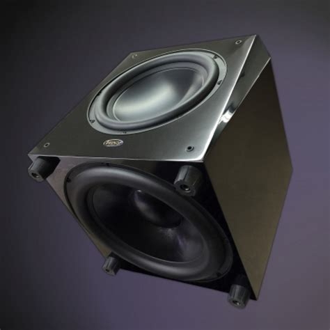 Speaker Subwoofer Legacy legacy audio metro xd home theater subwoofer standard finishes