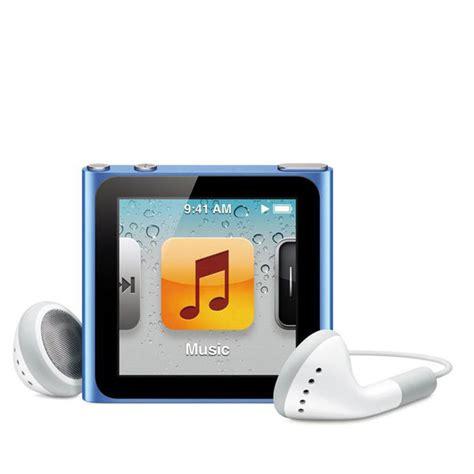 Ipod Touch 6th 16 Gb Blue Mulus Like New apple ipod nano 16gb blue 6th generation electronics