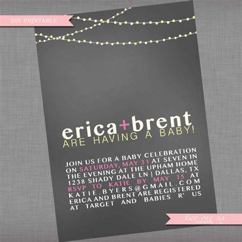 for coed baby shower coed baby shower invitation couples shower backyard string
