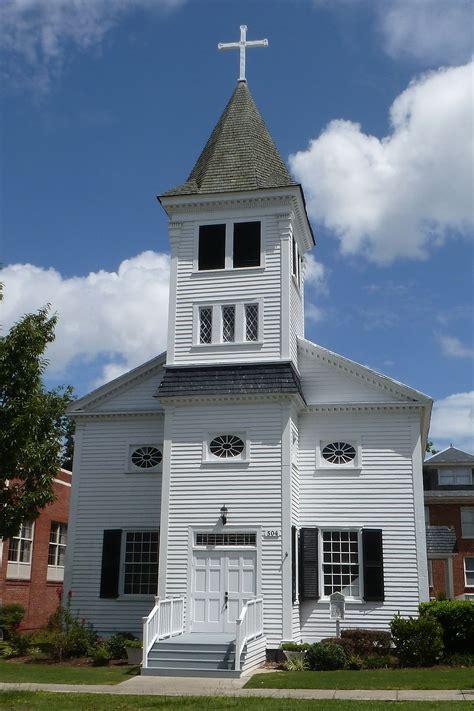 churches in raleigh