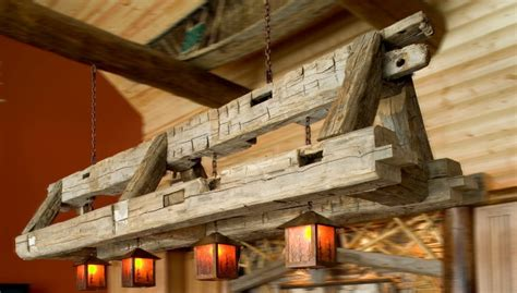 log home lighting design lighting design ideas homemade rustic light fixtures