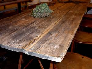 Wood Plank Kitchen Table Hudson Goods Vintage Industrial Furniture 187 Reclaimed Wood Dining Tables