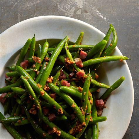 vegetables xo sauce green beans in xo sauce recipe andrea reusing food wine