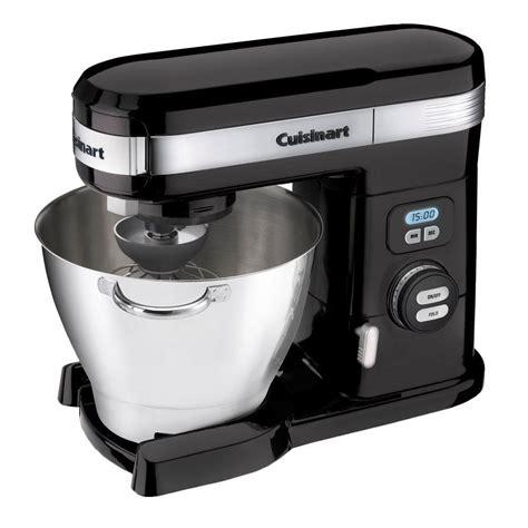 cuisinart 5 5 qt 12 speed black stand mixer sm 55bk the