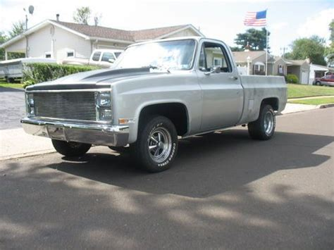 1981 Chevrolet C10 Purchase Used 1981 Chevrolet C10 Shortbed Fresh