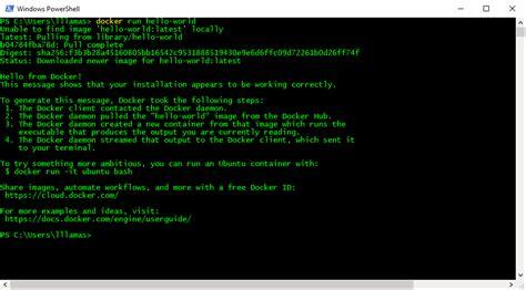 Docker Tutorial Hello World | 191 qu 233 es docker y c 243 mo usarlo