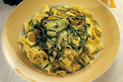 www ricette di cucina italiana ricetta pappardelle e germogli di primavera le ricette