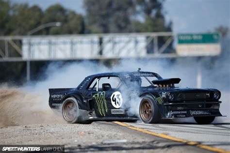 hoonigan drift cars the hoonicorn rtr the mustang source