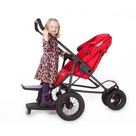 Chair Stroller Familly kleine dreumes by happy kidz kleine dreumes happy kidz sit in stroller attachment gray