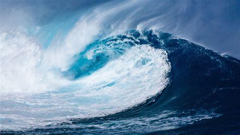 wallpaper wave ocean  nature
