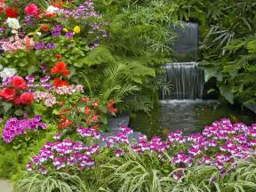 Pretty Flower Gardens Hd Flower Garden Wallpaper Http Refreshrose