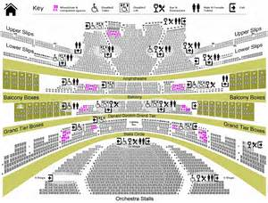 Seating Plan Manchester Opera House Manchester Opera House Seating Plan House List Disign