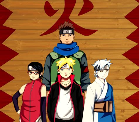 voir boruto naruto le film film en francais vf full team konohamaru full hd fond d 233 cran and arri 232 re plan