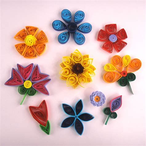 quilling flowers fascinating quilling projects