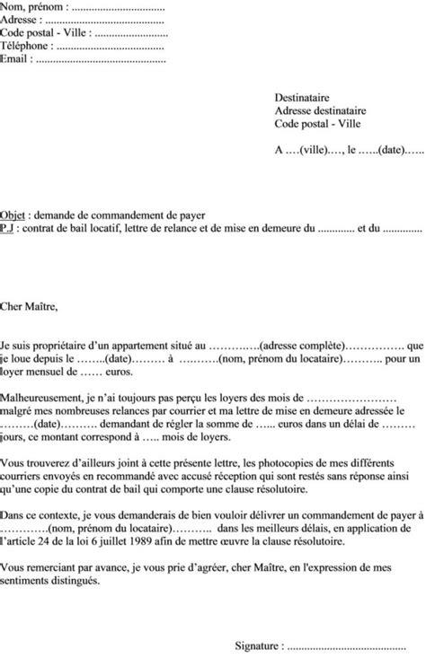 Attestation De Valeur Locative Modèle