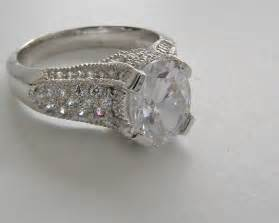 Unique oval shape diamond engagement ring setting