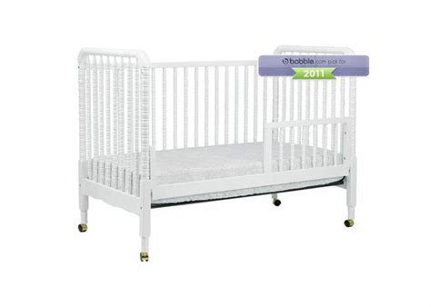 Jenny Lind Crib Toddler Bed Conversion Rail Kit When To Convert Crib To Toddler Rail