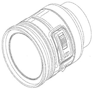 nikon patents for 1 nikkor 10 100mm f/4 5.6 lens and fan