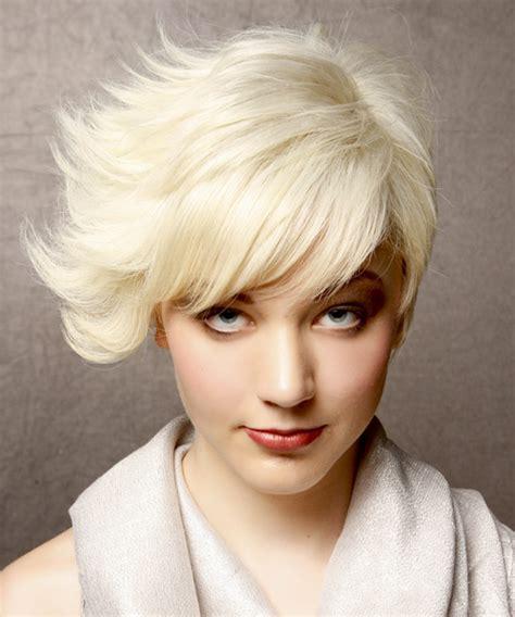 platinum hairstyles short straight alternative hairstyle platinum