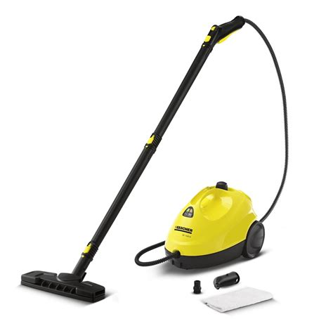 karcher bathroom steam cleaner karcher steam cleaner 1500w 3bar sku 04610082 bunnings