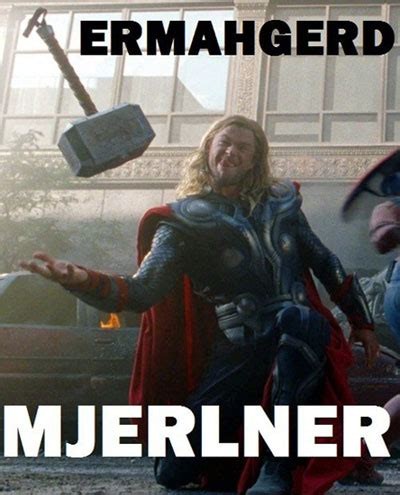 Thor Meme - 25 funniest thor loki pictures smosh