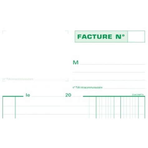 FACTURIER Manifold autocopiant Tripli   210 x 148 mm (3279E Facture EXACOMPTA)   AZ Fournitures