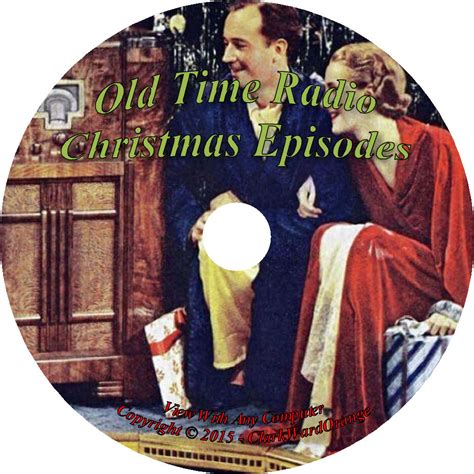 christmas  time radio shows  classic episodes