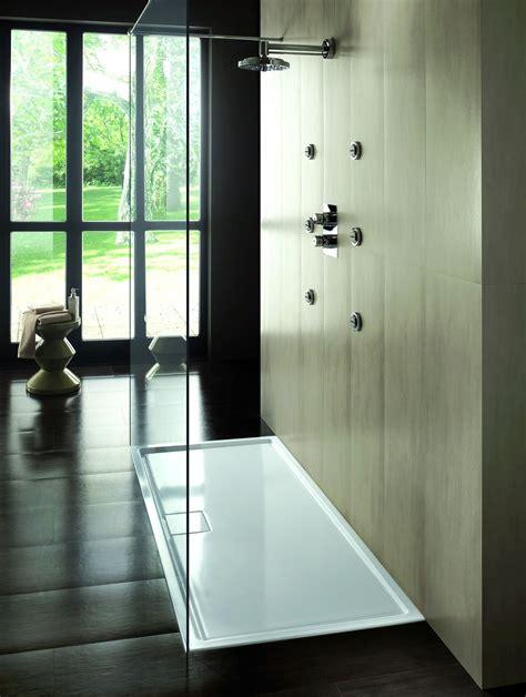 installazione piatto doccia filo pavimento piatti doccia a filo per un bagno trendy cose di casa