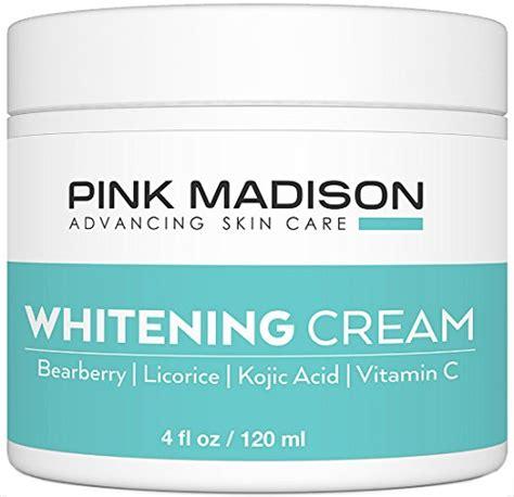 pink 174 skin lightening with kojic acid