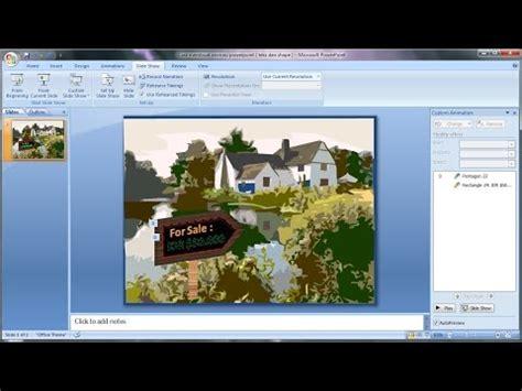 tutorial powerpoint 2007 youtube tutorial powerpoint 2007 cara membuat animasi powerpoint